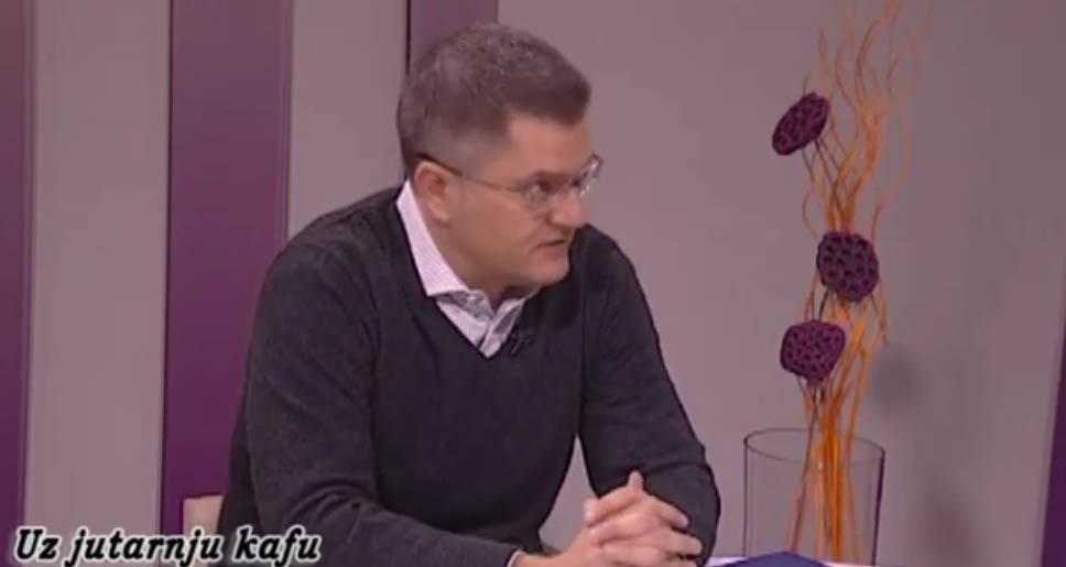 Јеремић: Парламент више не постоји, Вучић мора да одговори на захтеве народа