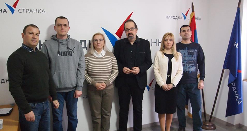 Народна странка Ниш: Тражимо директан избор градоначелника, Булатовић нема легитимитет