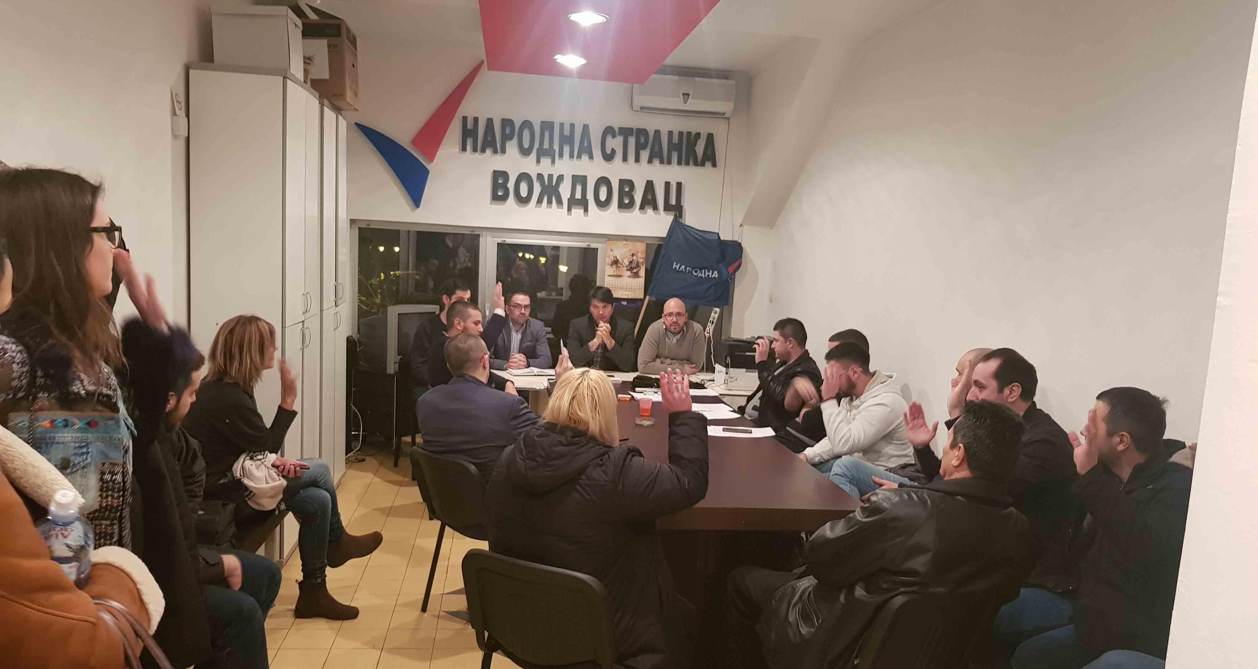 Народна странка Београд: Основан Месни одбор Кумодраж у општини Вождовац