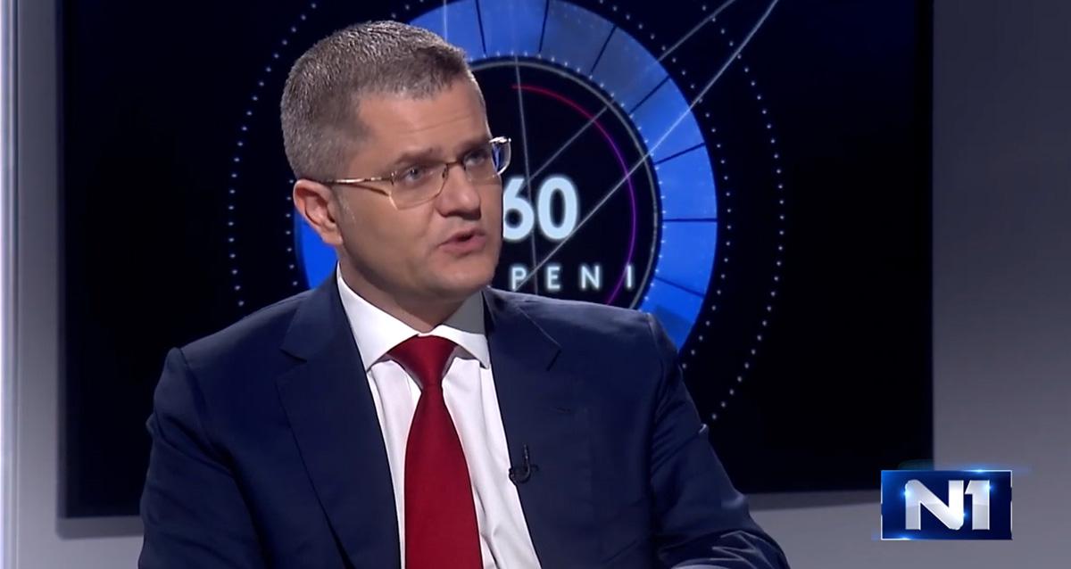 Јеремић у дуелу Чедомиру Јовановићу: Ви сте оличење изневерених очекивања 5. октобра