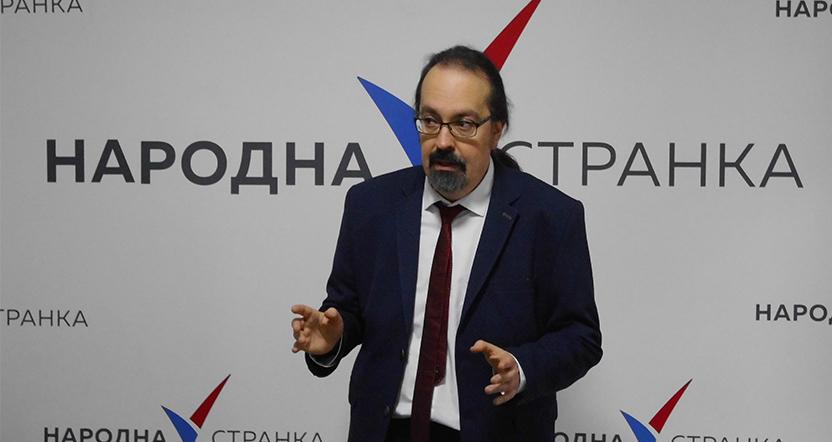 Народна странка Ниш: Слободни медији први корак ка ослобађању Србије