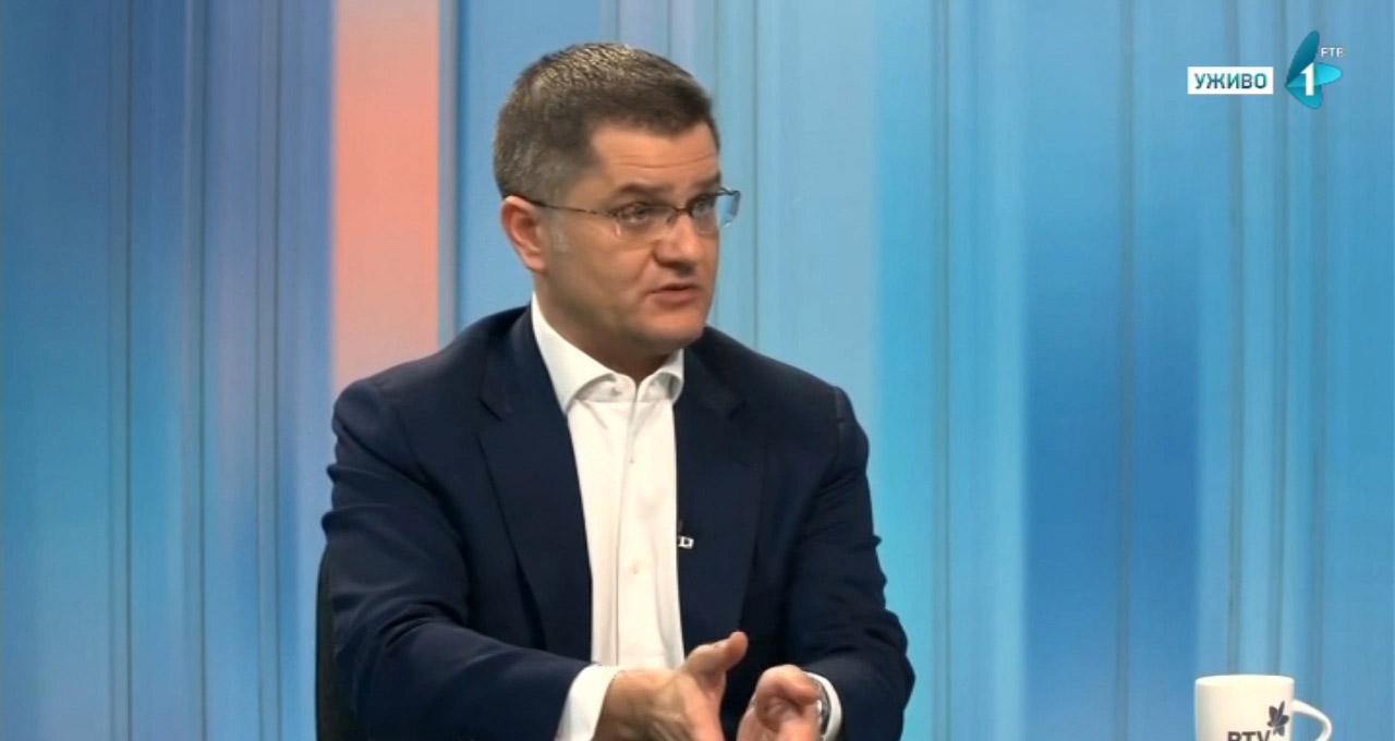 Јеремић: Хитна оставка Вучића и фер избори или грађанска непослушност