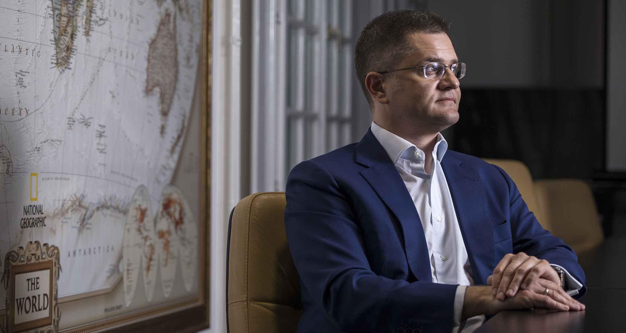 Јеремић: Корумпирани плагијатори одговорни за пад Универзитета у Београду на Шангајској листи