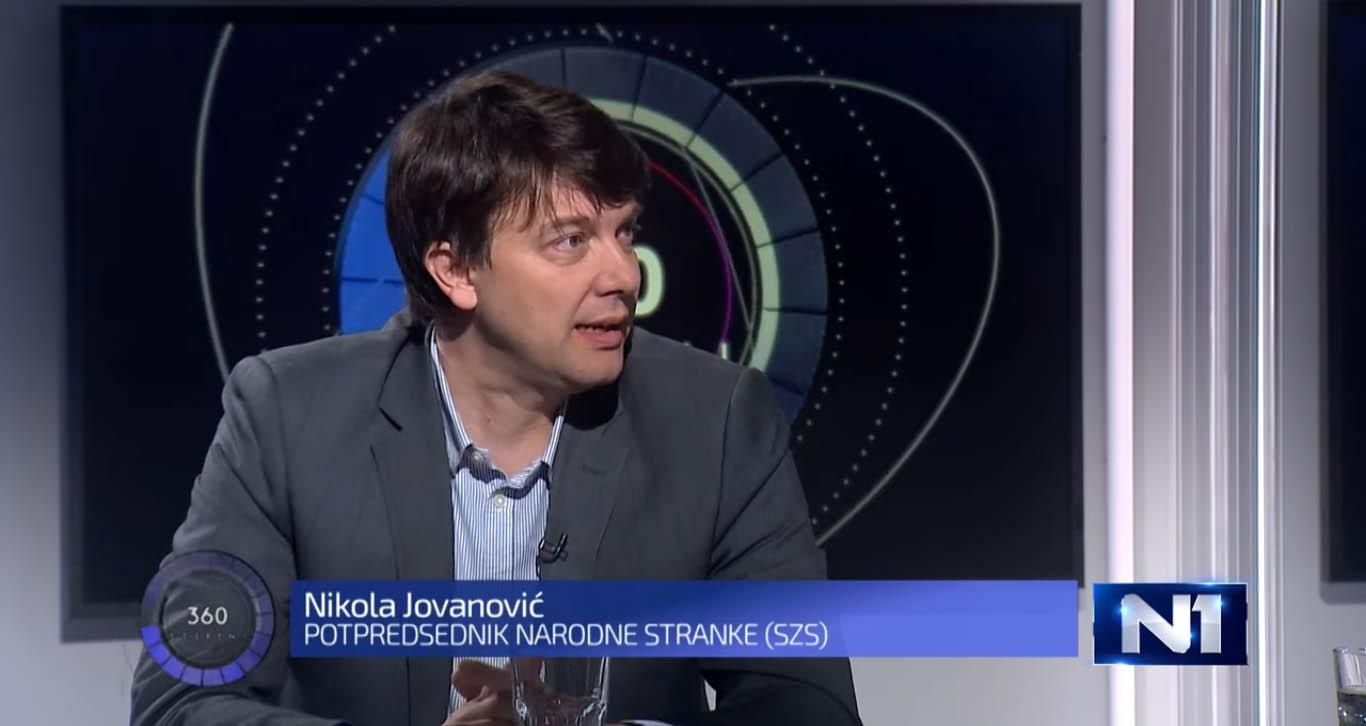 Јовановић: Протести улазе у нову фазу 13. априла, видљиве пукотине у режиму