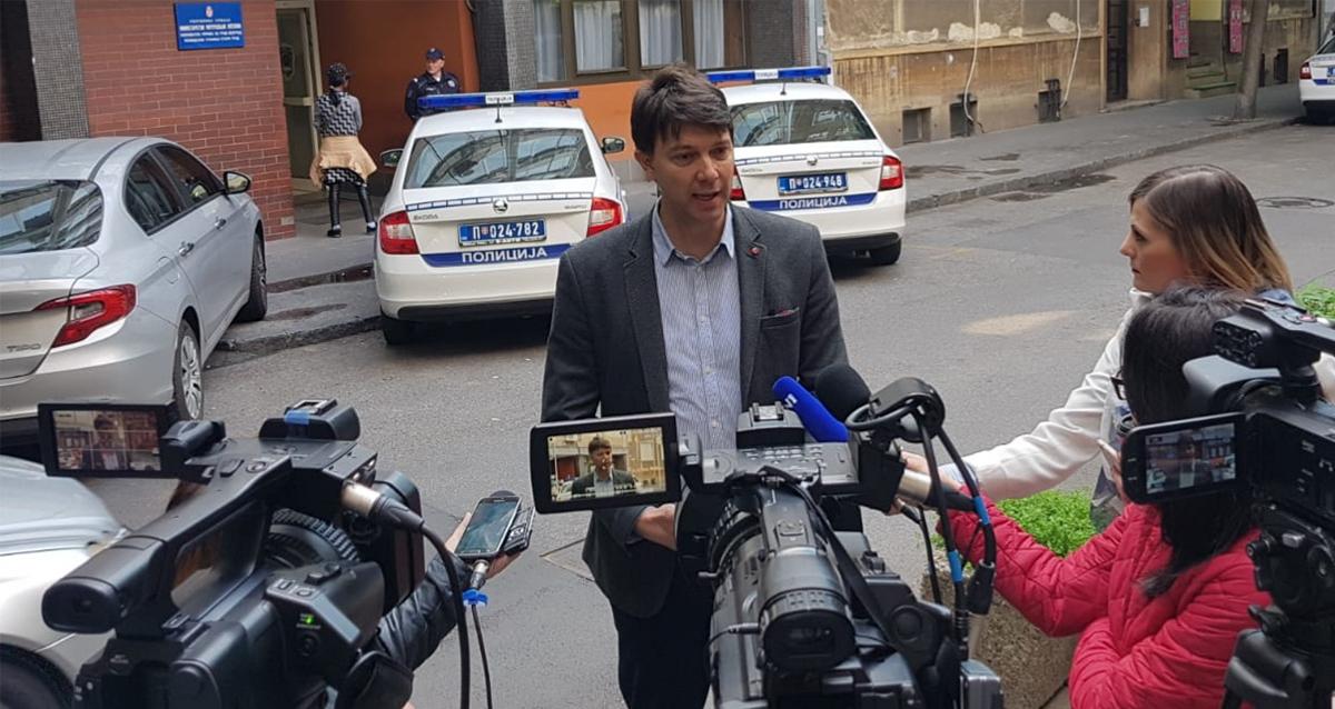 Јовановић: Физичко насиље не сме бити оправдано ни на који начин