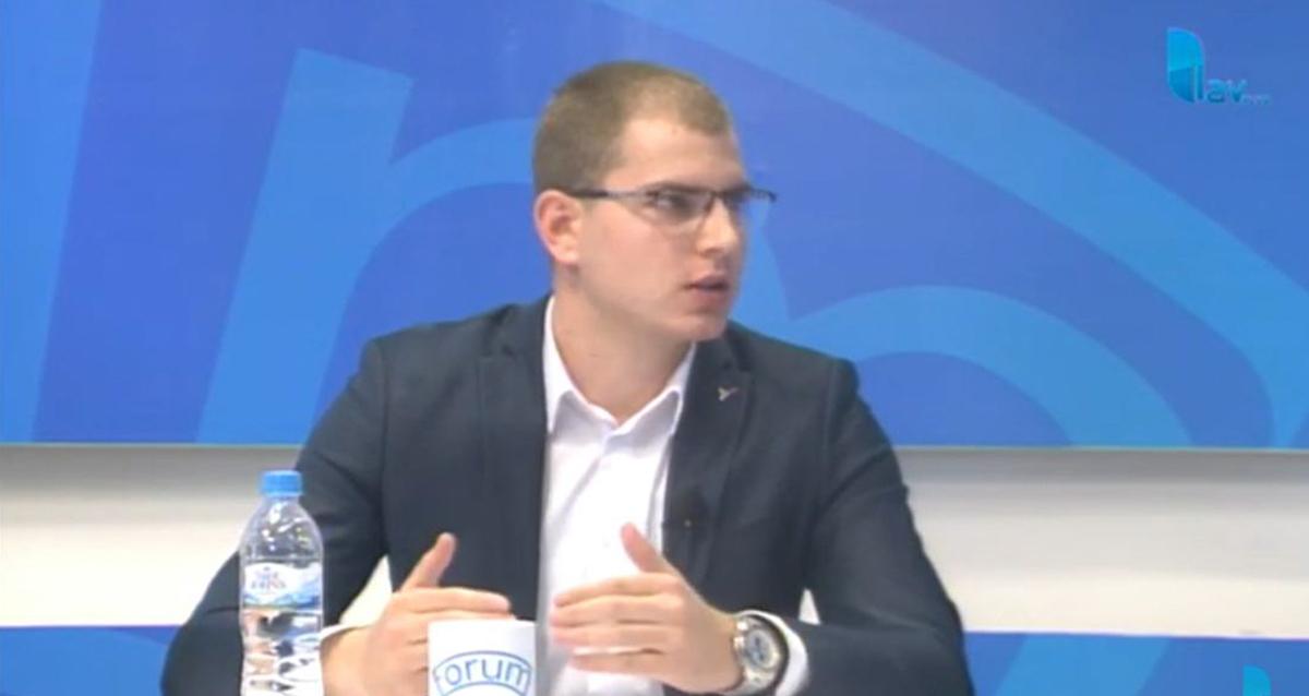 Лазар Пауновић: Власт није упутила позив младима да разговарају о њиховим проблемима