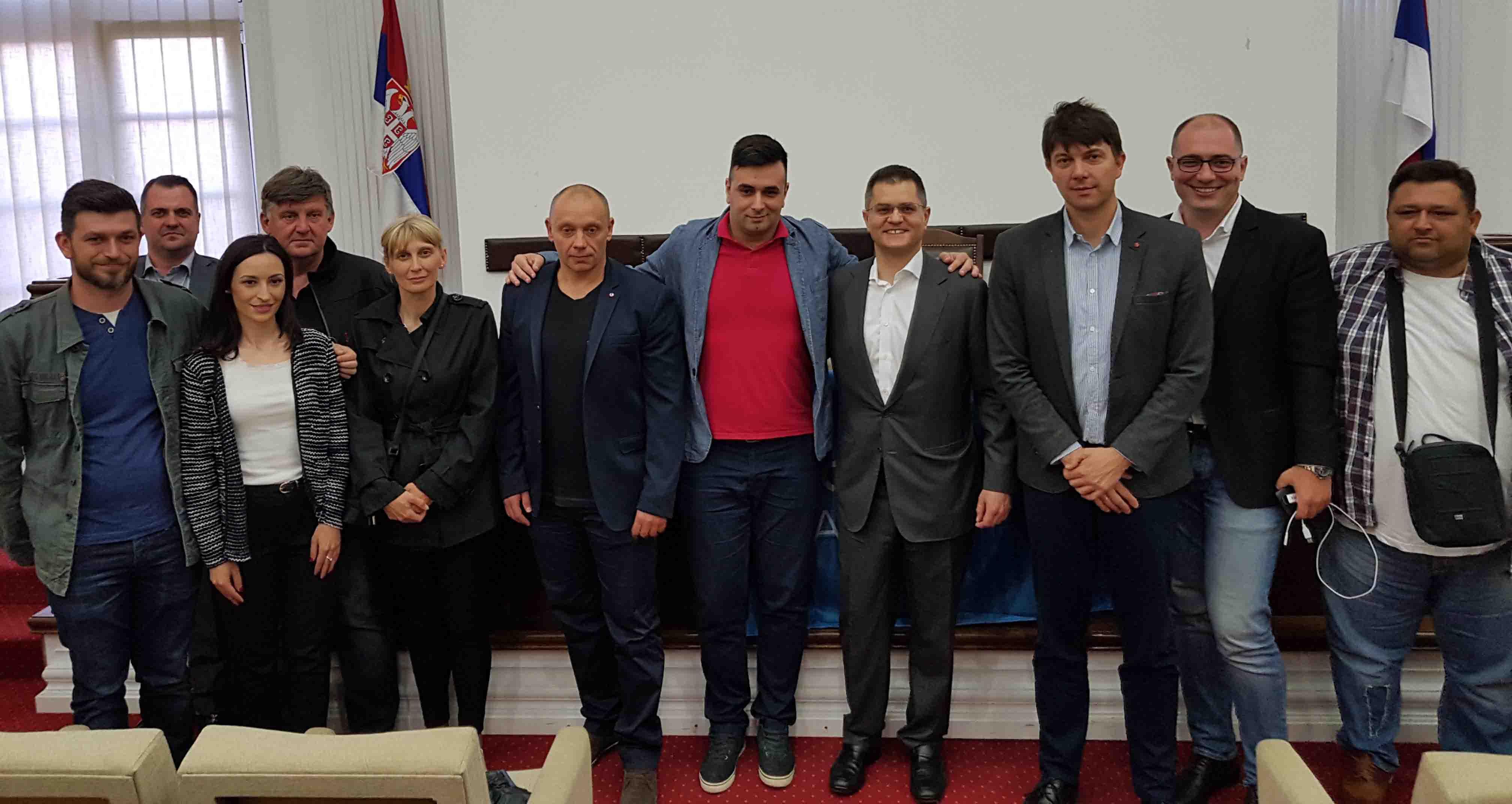 Народна странка основала Општински одбор Петровац на Млави