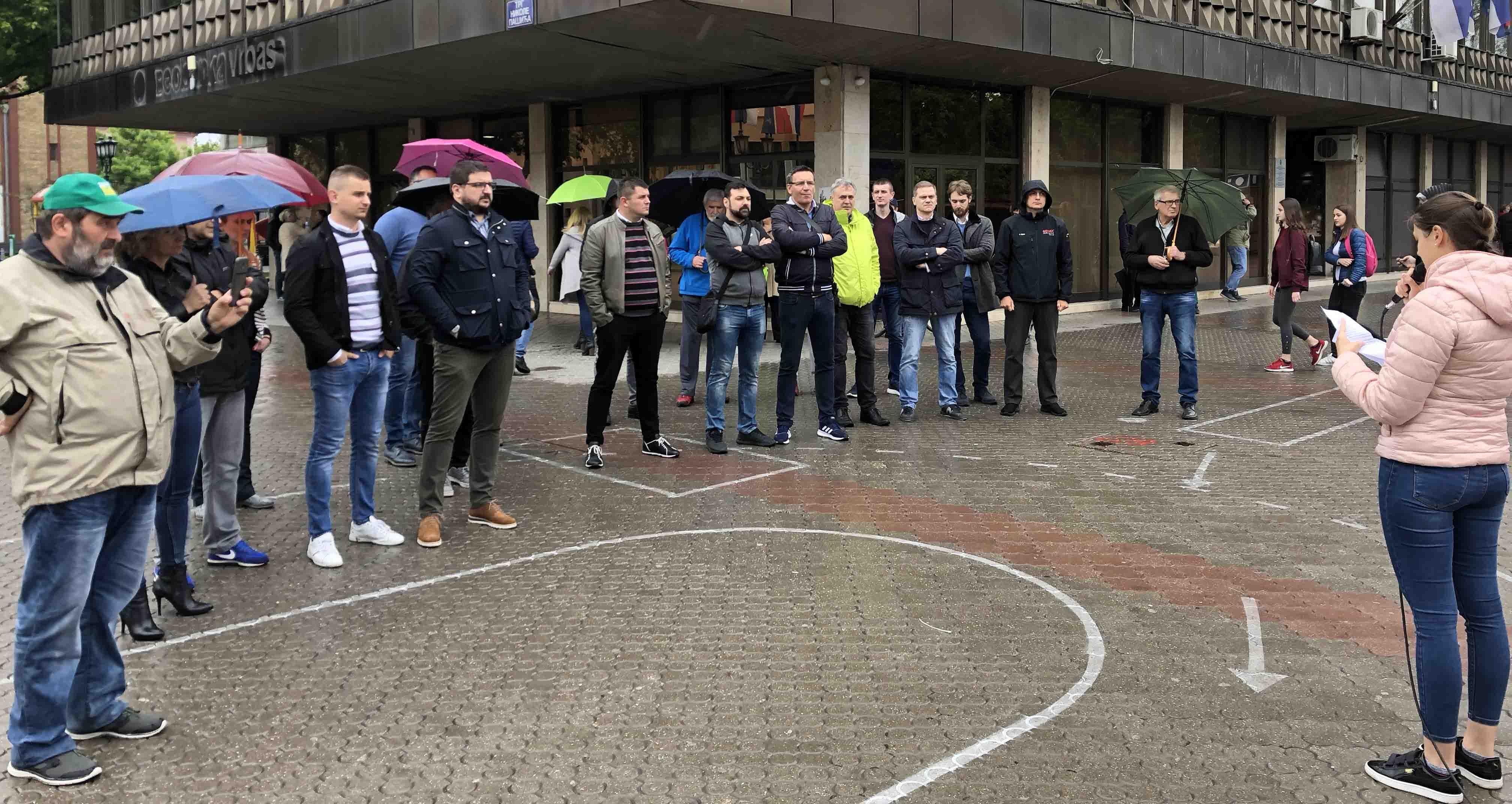 Народна странка Врбас: Сменити председника општине Милана Глушца због куповине гласова