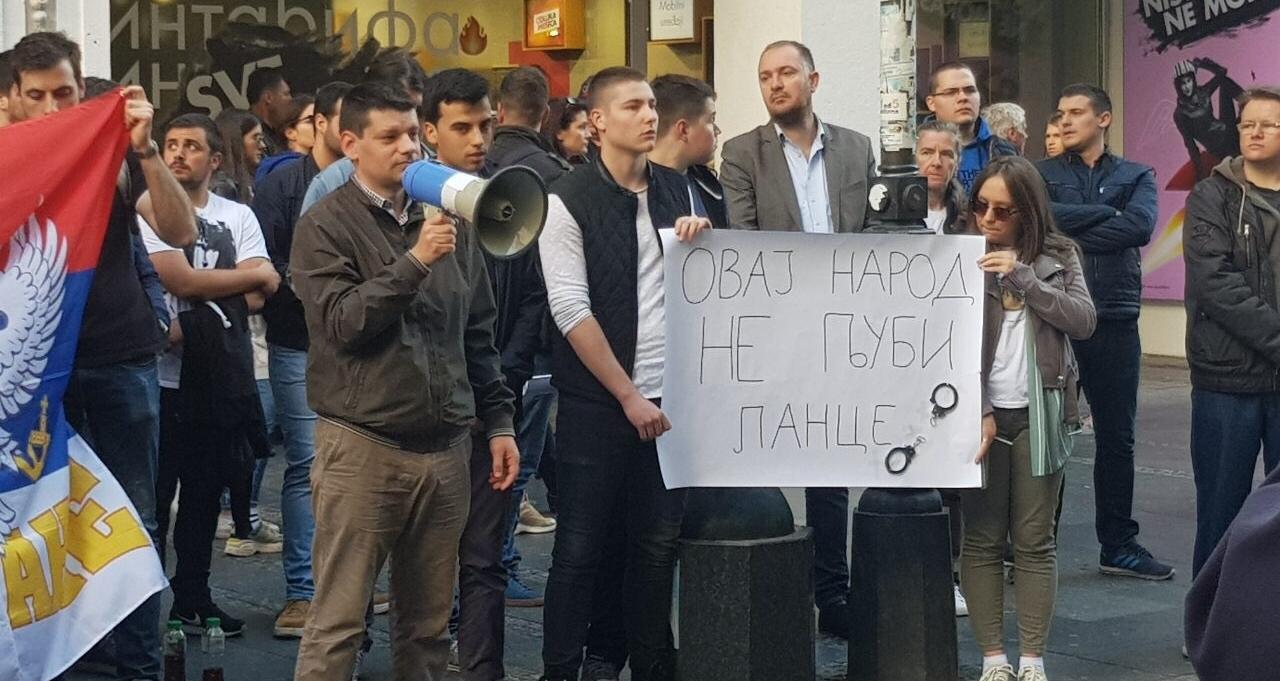 Филип Трајчевски: Омладина је уз Србе у Црној Гори