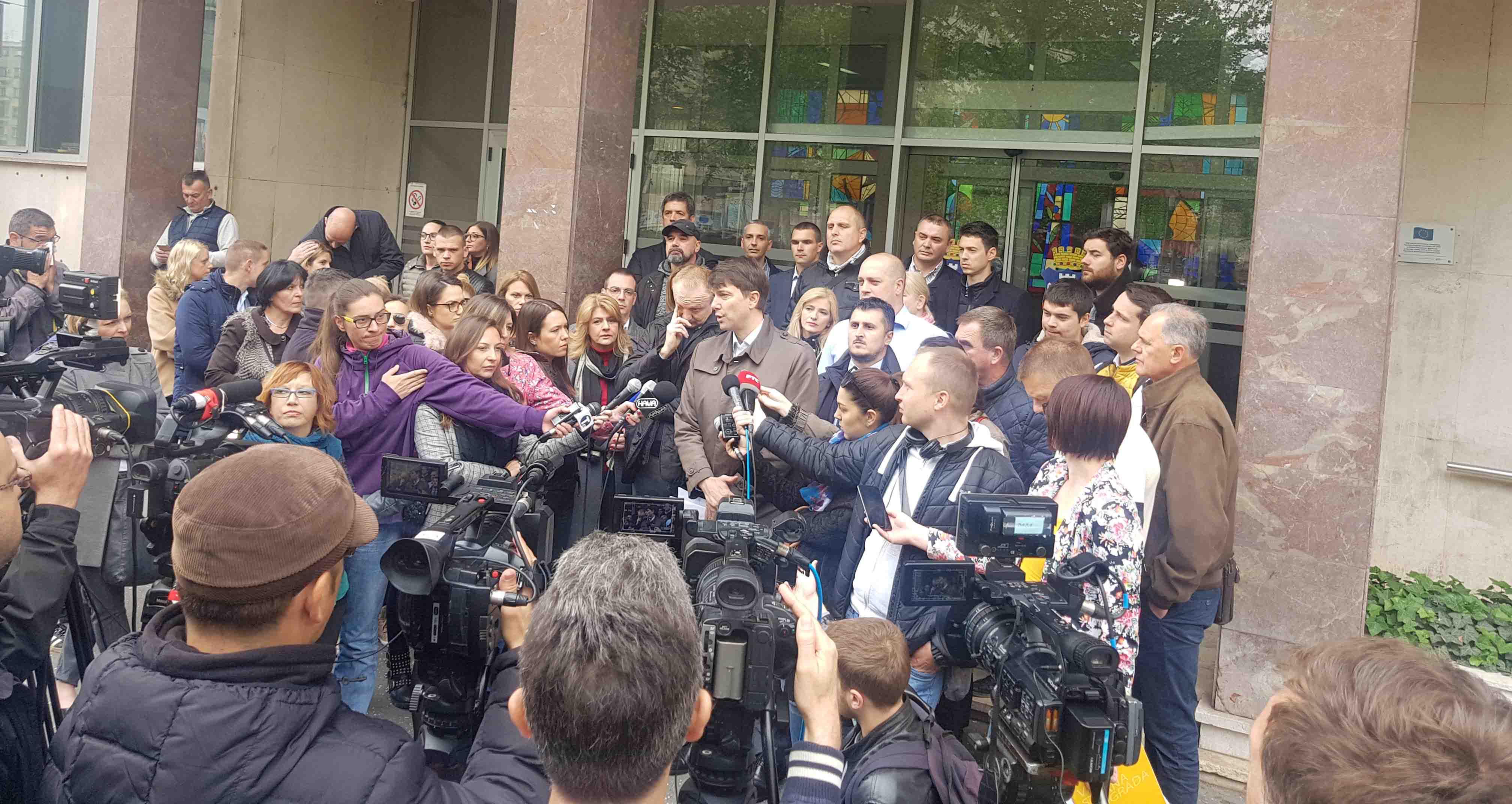 Јовановић: Неће бити гигантске пешачке зоне у центру Београда а да се грађани не питају