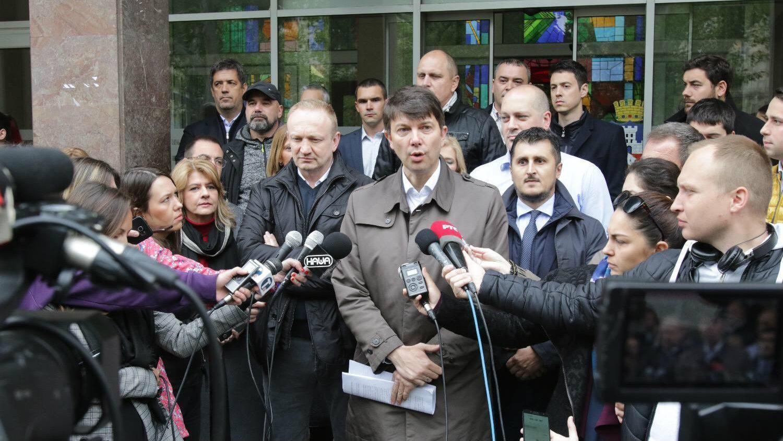 Јовановић: Нови Закон о главном граду скриван од одборника, продубиће политичку кризу у Београду
