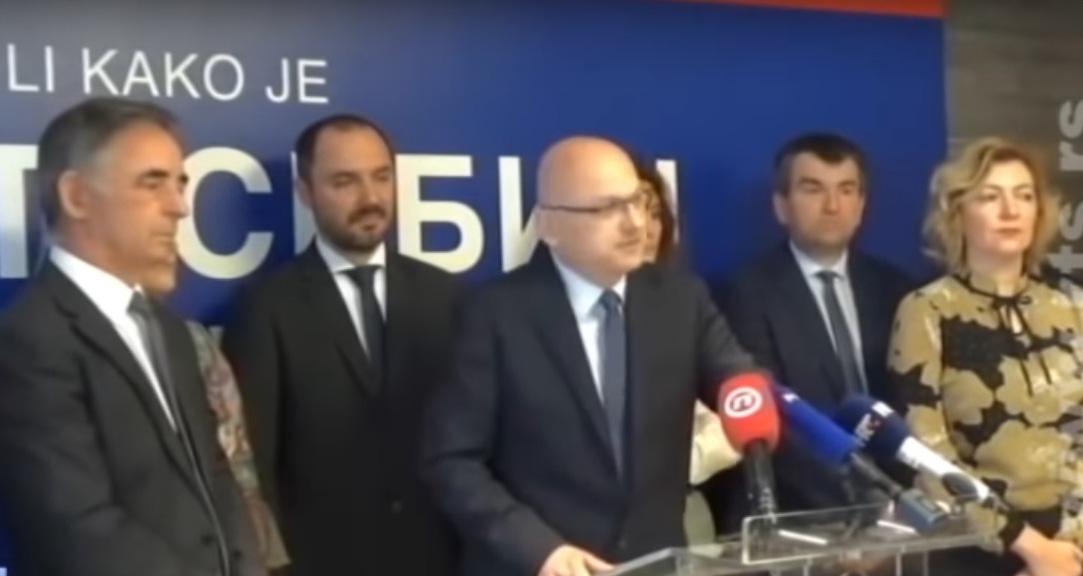 Народна странка позива Србе да гласају за СДСС на изборима за Европски парламент у Хрватској