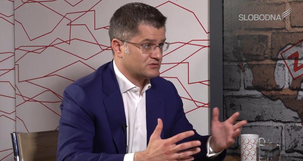Јеремић: За Србију би било боље да се Вучић прави да је нормалан