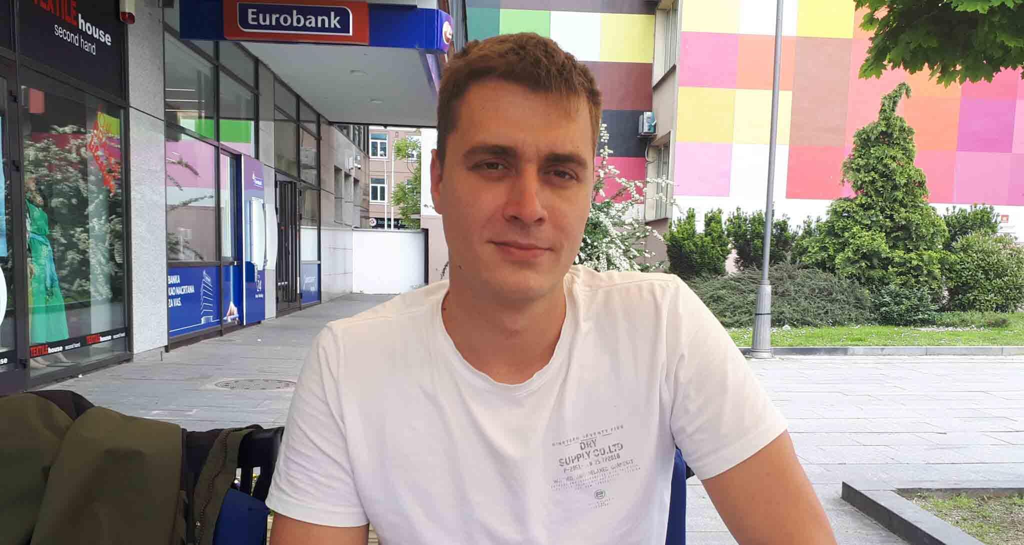 Марковић: Протести не смеју да стану, ништа преко ноћи не може да се уради