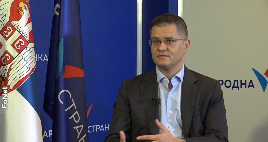 Јеремић: Неопходан споразум о имовини и безбедности на Косову и Метохији