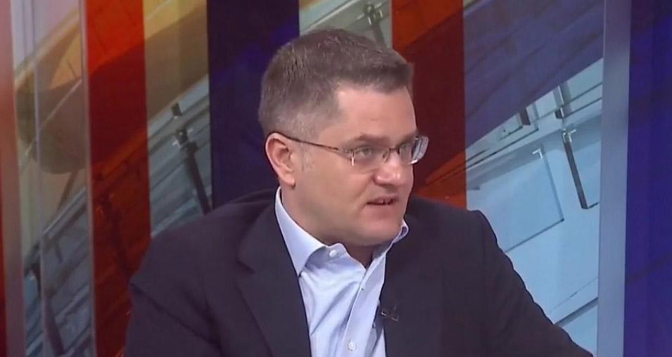 """Јеремић: Не постоји """"операција Париз"""", Вучић да се уозбиљи и представи платформу за Косово"""