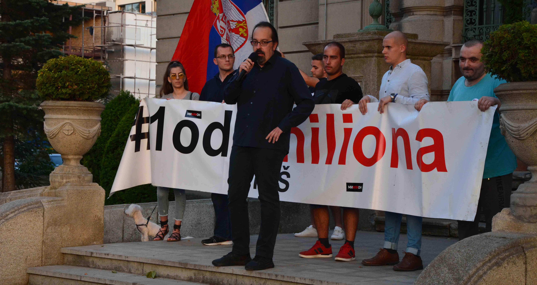 Народна странка Ниш: Позивамо градоначелника Булатовића на телевизијски дуел са опозицијом