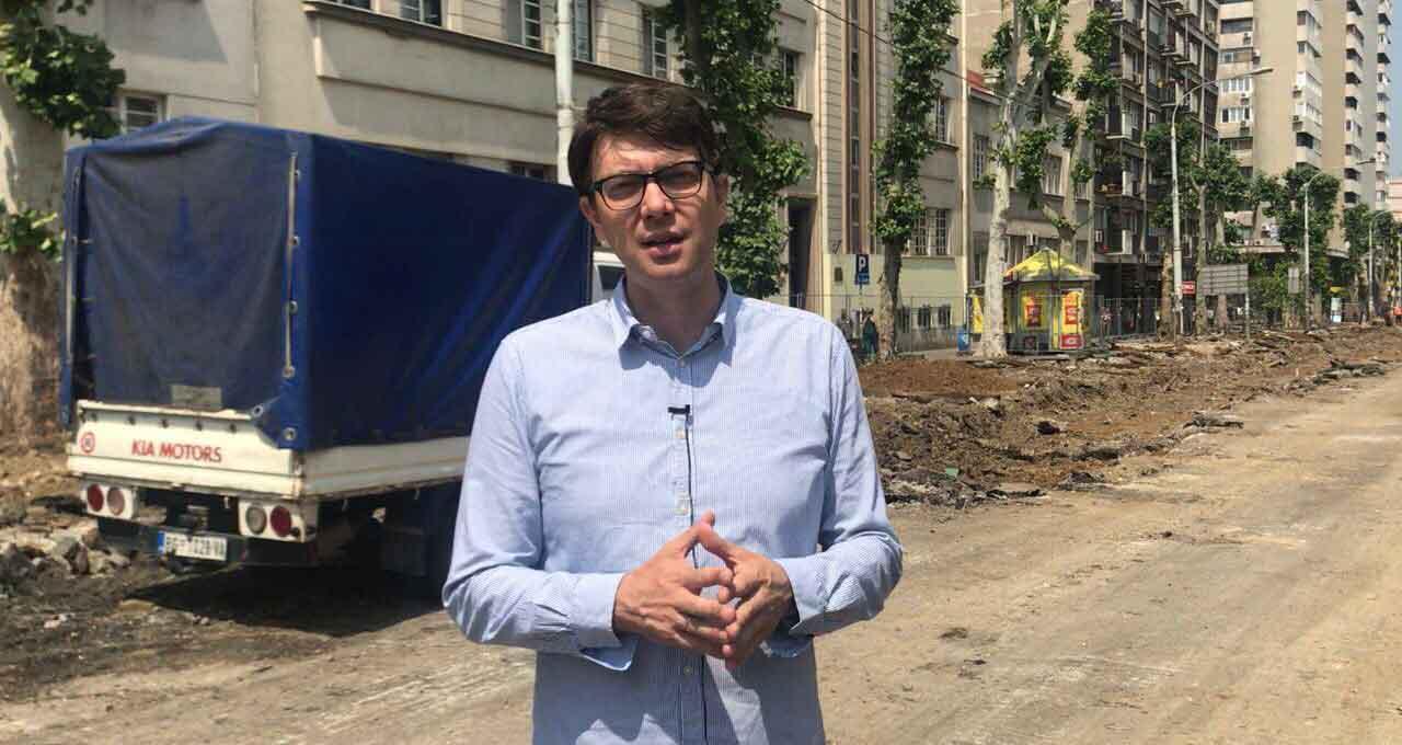Јовановић: Парализа Београда за 27 милиона евра