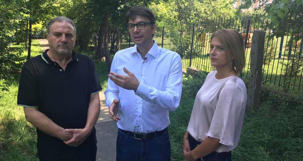 Јовановић: СНС отима део обданишта деци у корист приватних инвеститора