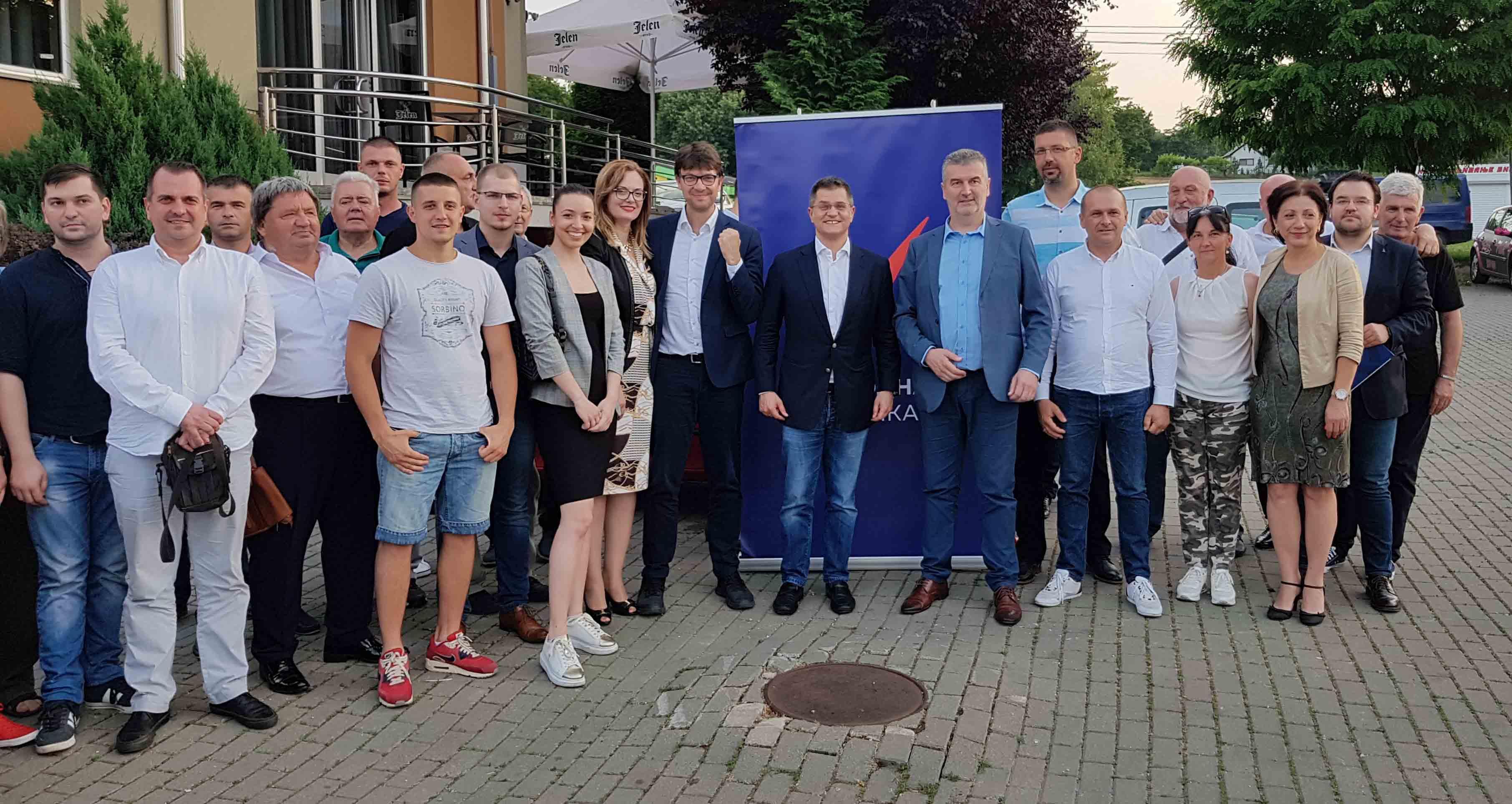 Чачак: Основан Градски одбор Народне странке, председник Александар Радојевић