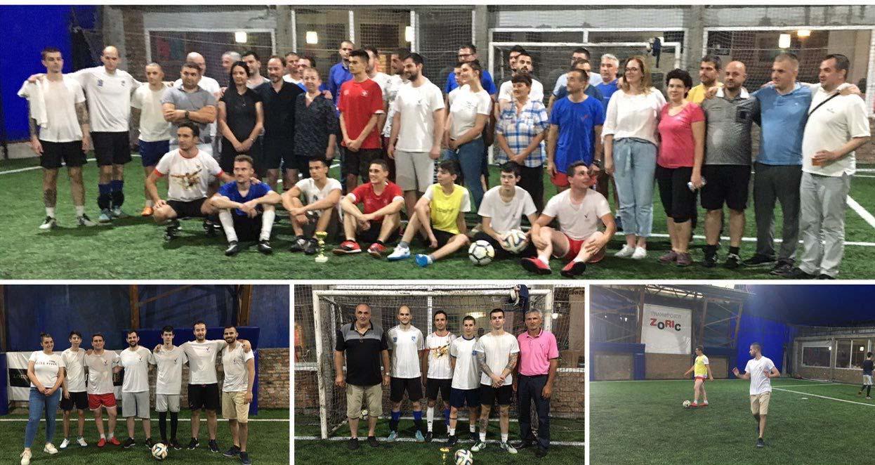 Крагујевац: Народна странка организовала хуманитарни турнир у малом фудбалу