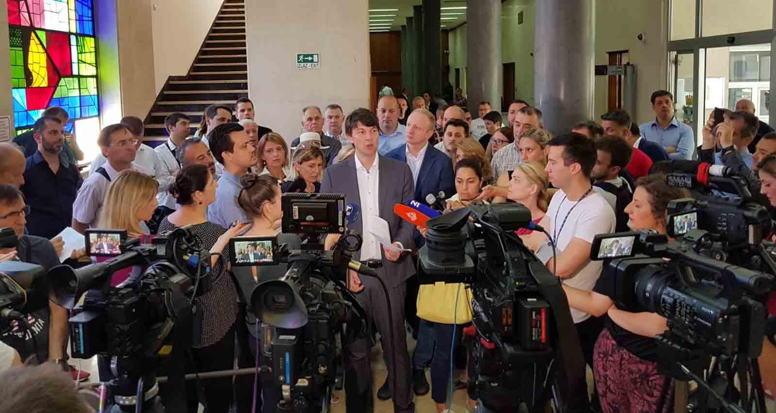 Јовановић: Завршни рачун не показује како је утрошено 313 милиона динара за кишну канализацију у Београду