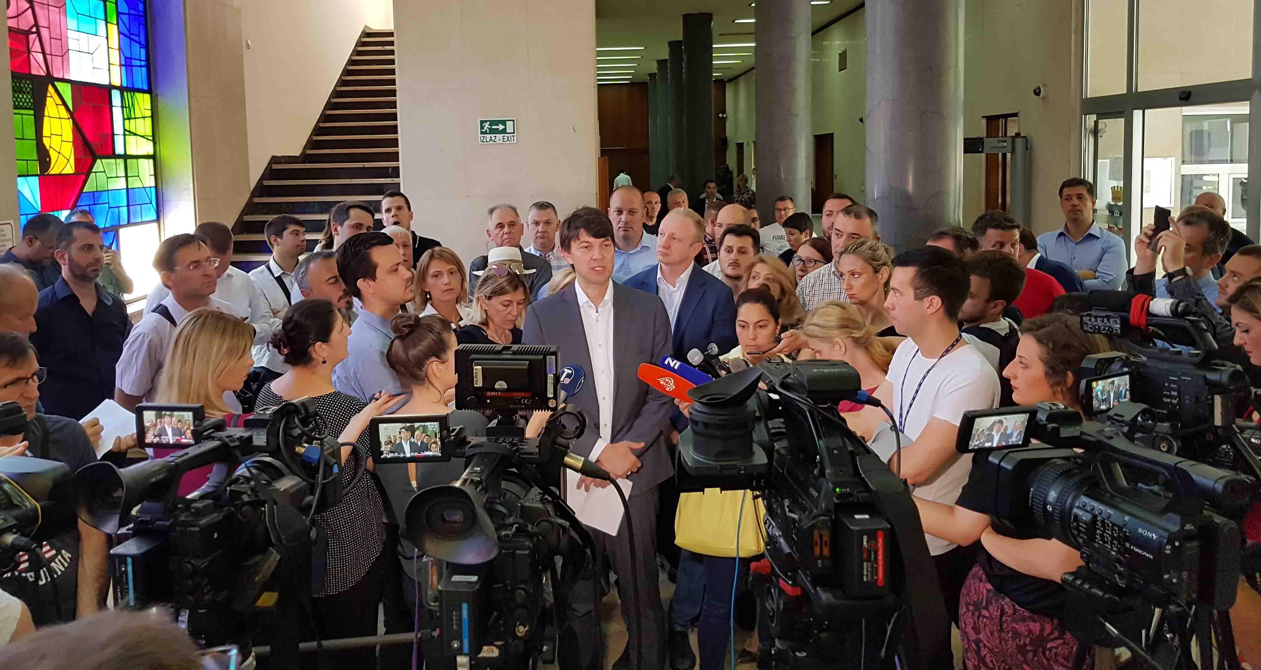 Јовановић: Неправилности од 240 милиона евра у градском буџету за 2018. годину