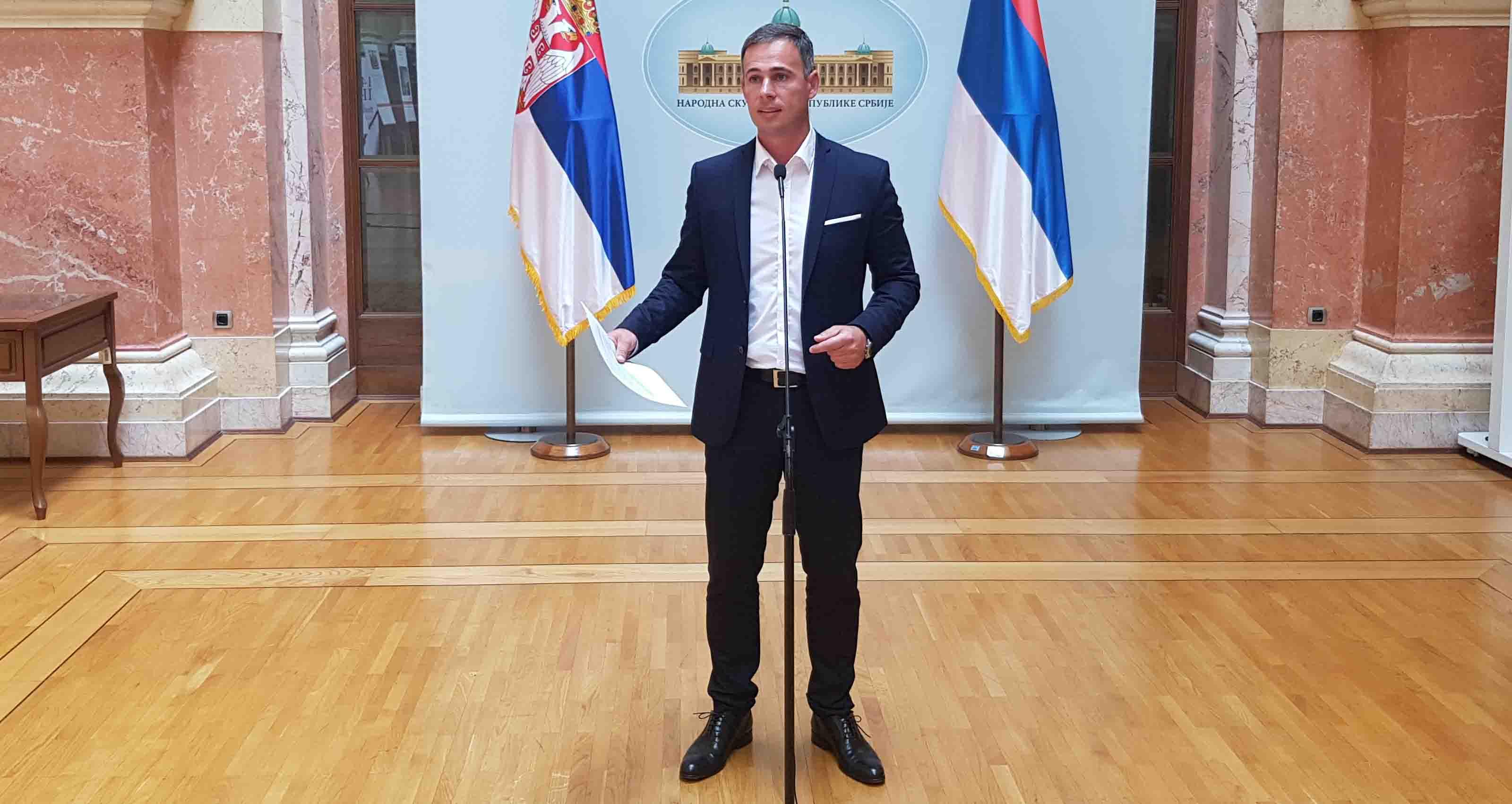 Алексић: Тужилаштво да испита зашто је Моравски коридор скупљи за 300 милиона евра