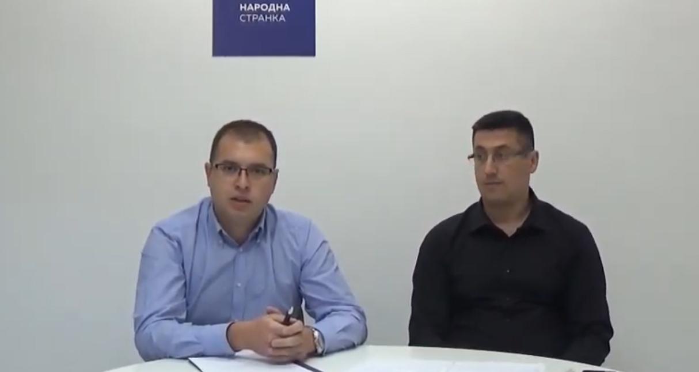 Народна странка Врање: Неприхватљиво да тужилац Китановић буде у кампањи напредњака
