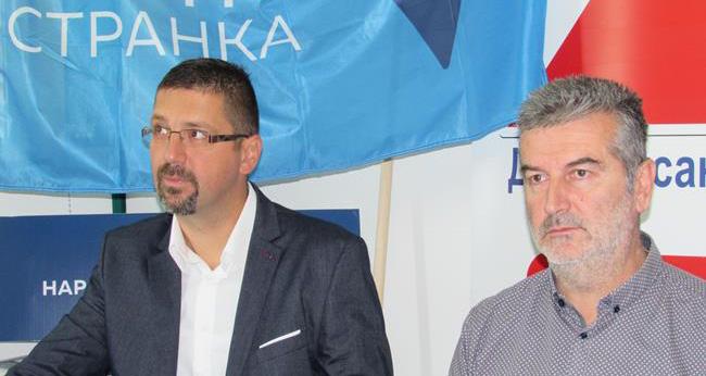 Народна странка Чачак: Тужилаштво отворено у служби СНС-а