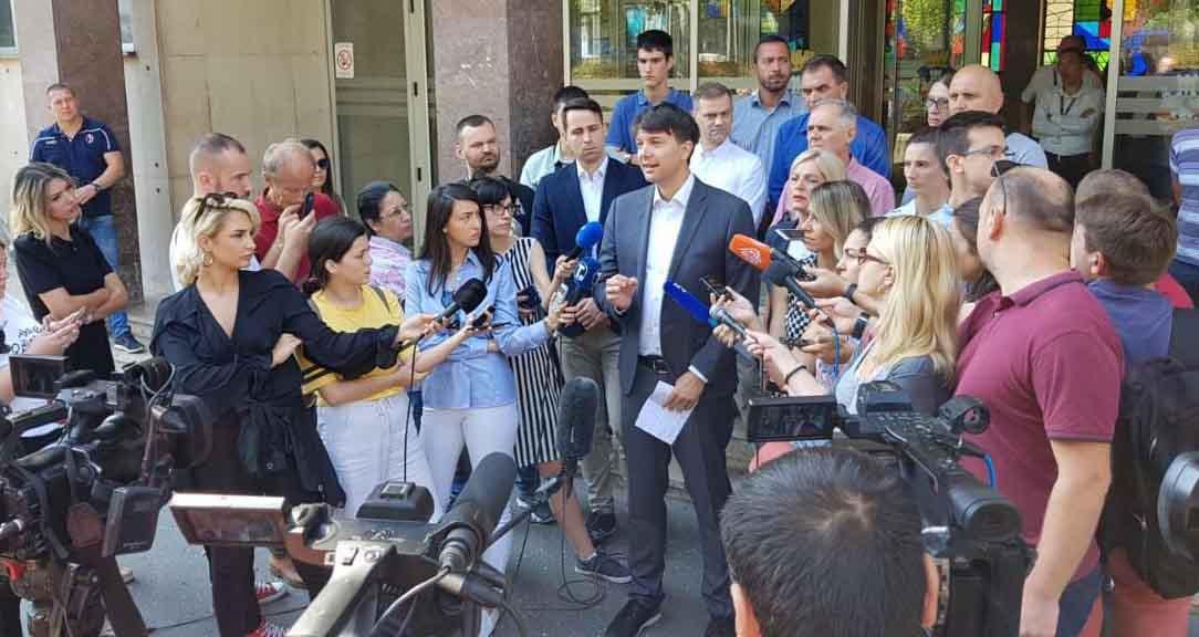 Јовановић: Власт увела нови намет Београђанима за наредних 30 година