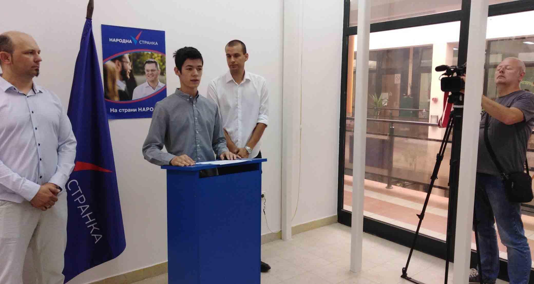 Омладина Народне странке Крагујевац: Образовани морају бити носиоци промена, а не функционери са лажним дипломама