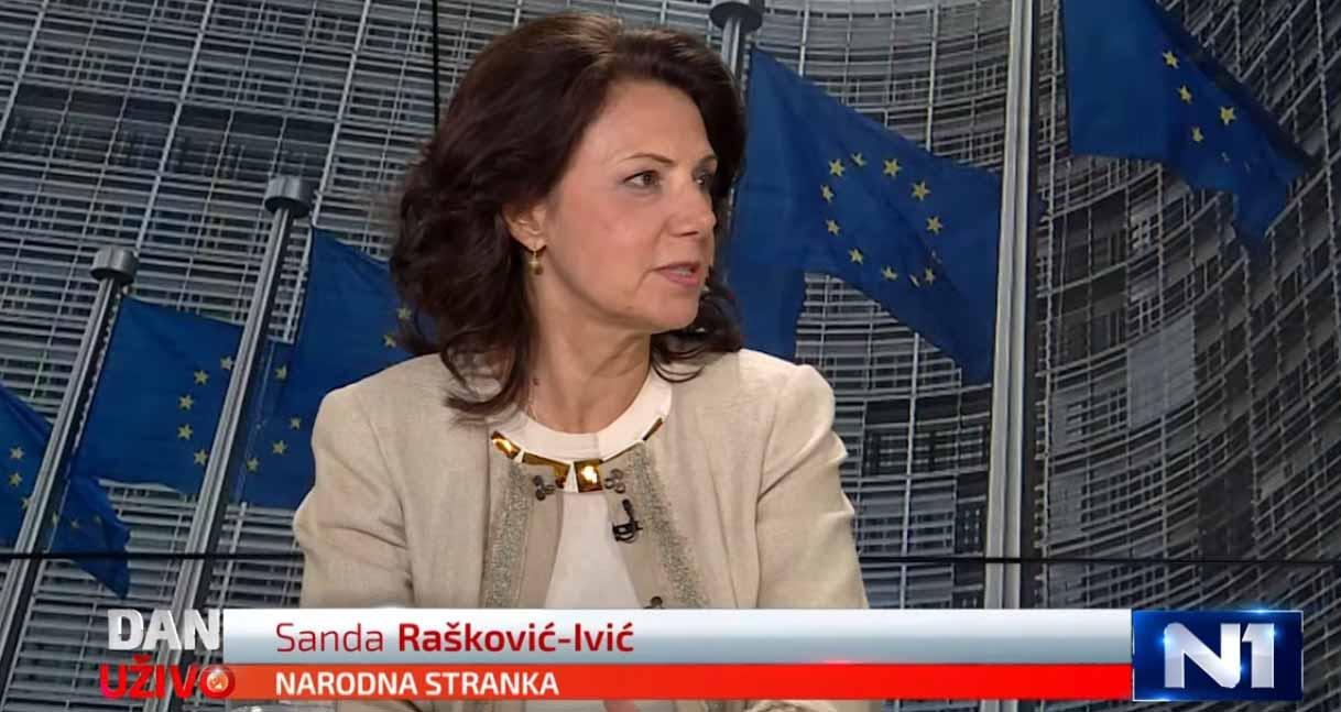 Санда Рашковић Ивић: Бојкот мора бити тоталан, у Шапцу и Параћину играју руски рулет