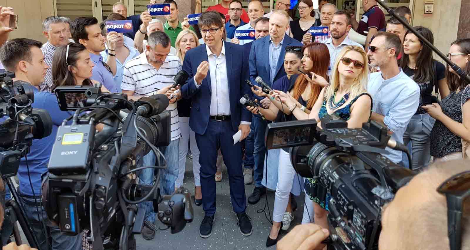 Јовановић: Весић угрожава безбедност Београђана