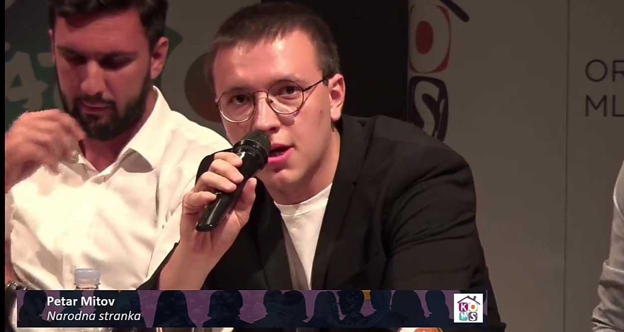 Омладина: Народна странка бојкотује Вучићеву фарсу