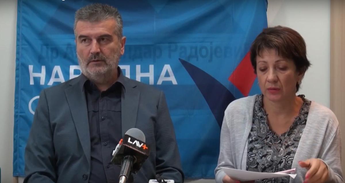 Народна странка Чачак: Покушај крађе идентитета Виолети Марковић