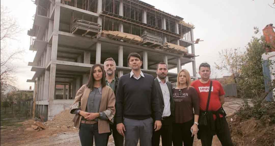 Народна странка Београд: Рушење нелегално изграђеног солитера – победа опозиције и грађана
