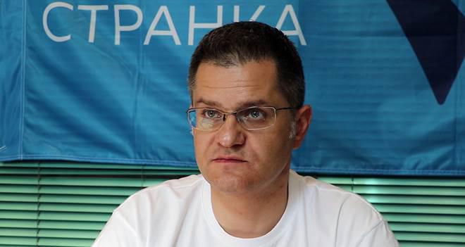 Јеремић: Бојкотом се боримо за слободу и достојанство грађана, а одричемо се привилегија