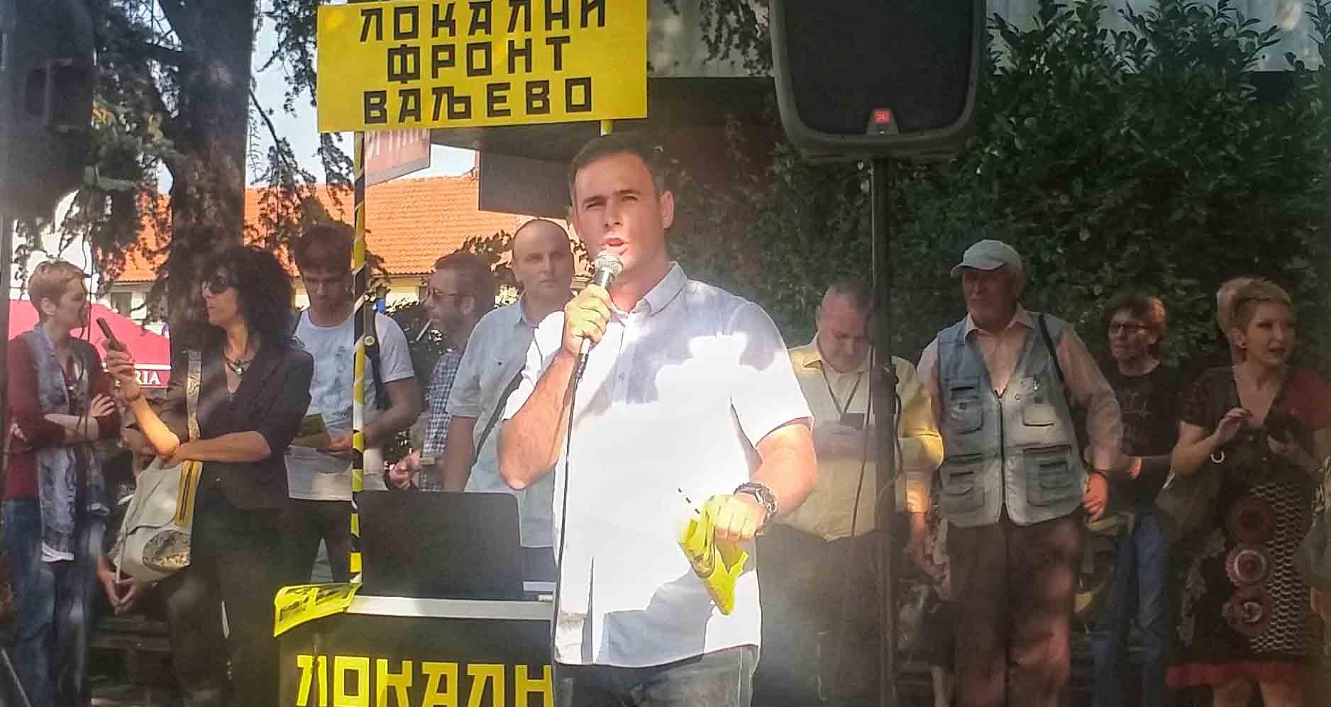 Алексић: Хитно ослободити Обрадовића и сменити Небојшу Стефановића