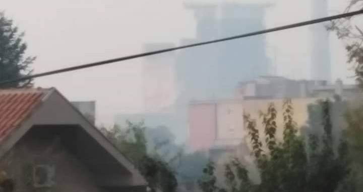 Народна странка Костолац: Дим од пожара на депонији трује народ, хитне оставке ЈКП Пожаревац