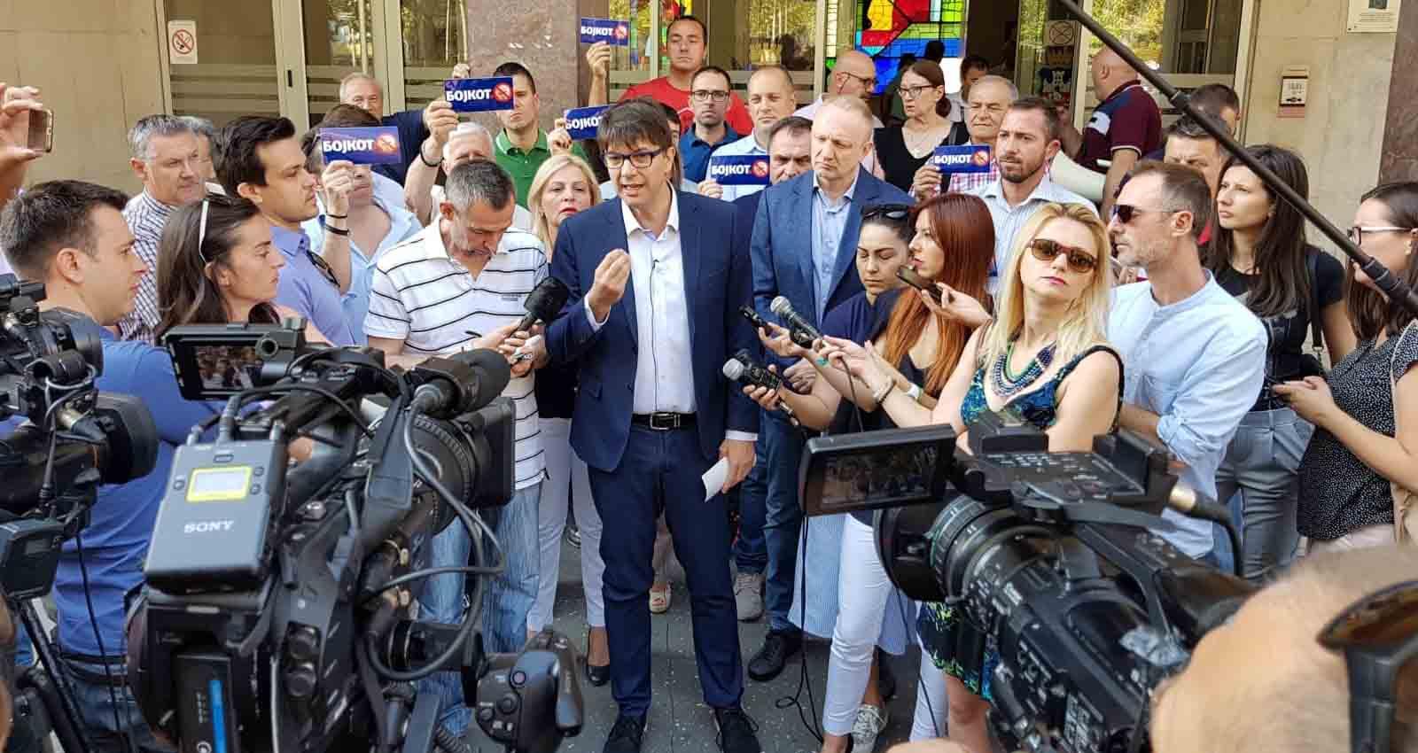 Јовановић: Весић кршећи закон наметнуо свог правобраниоца