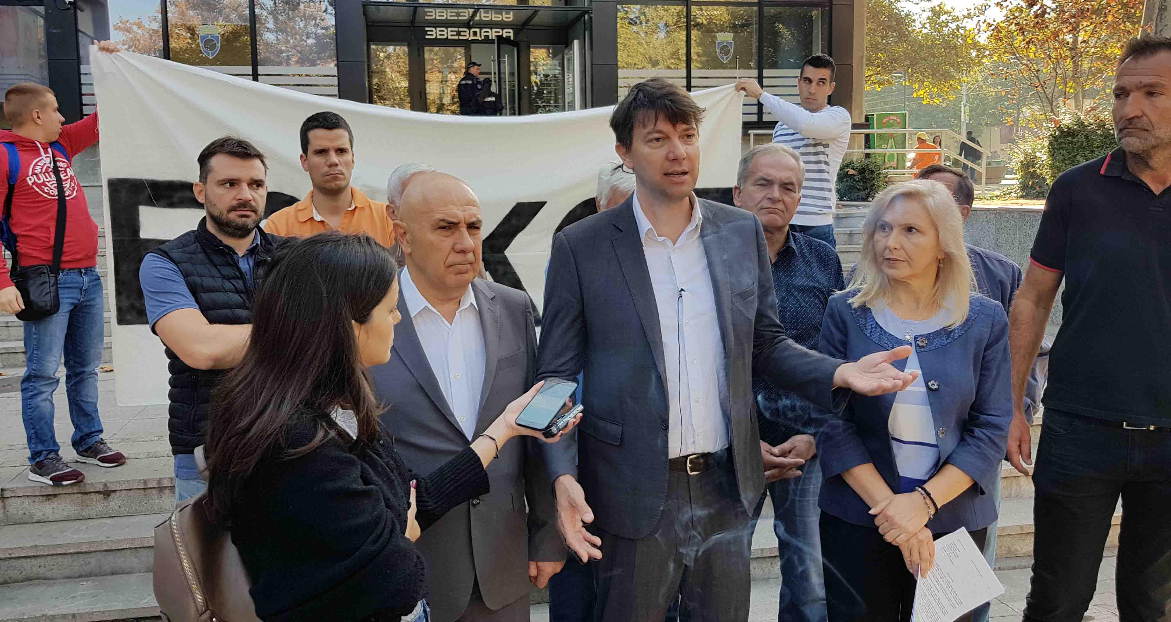 Јовановић: Град и ГСП оштећени за 2,8 милиона евра