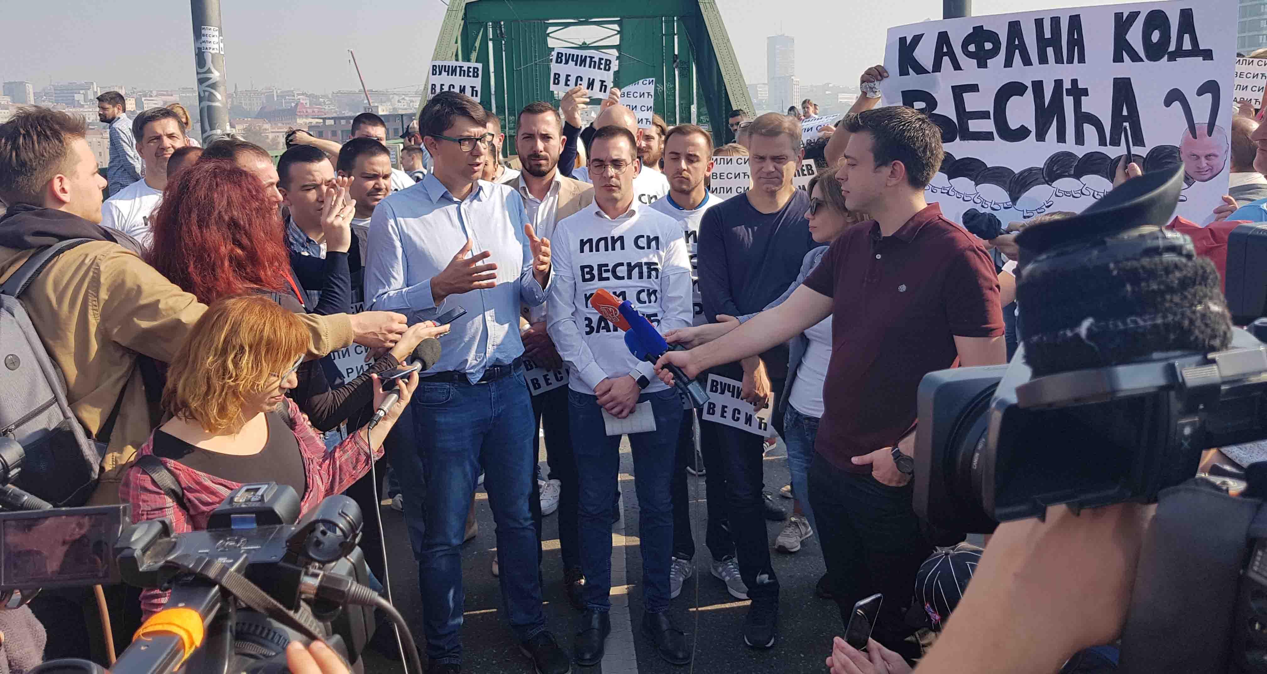 Јовановић: Рушење Савског моста значило би три године саобраћајног пакла у Београду