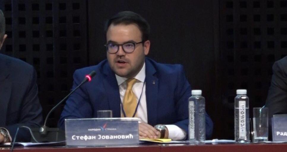 Стефан Јовановић: Власт новим наметима ограничава развој предузетништва