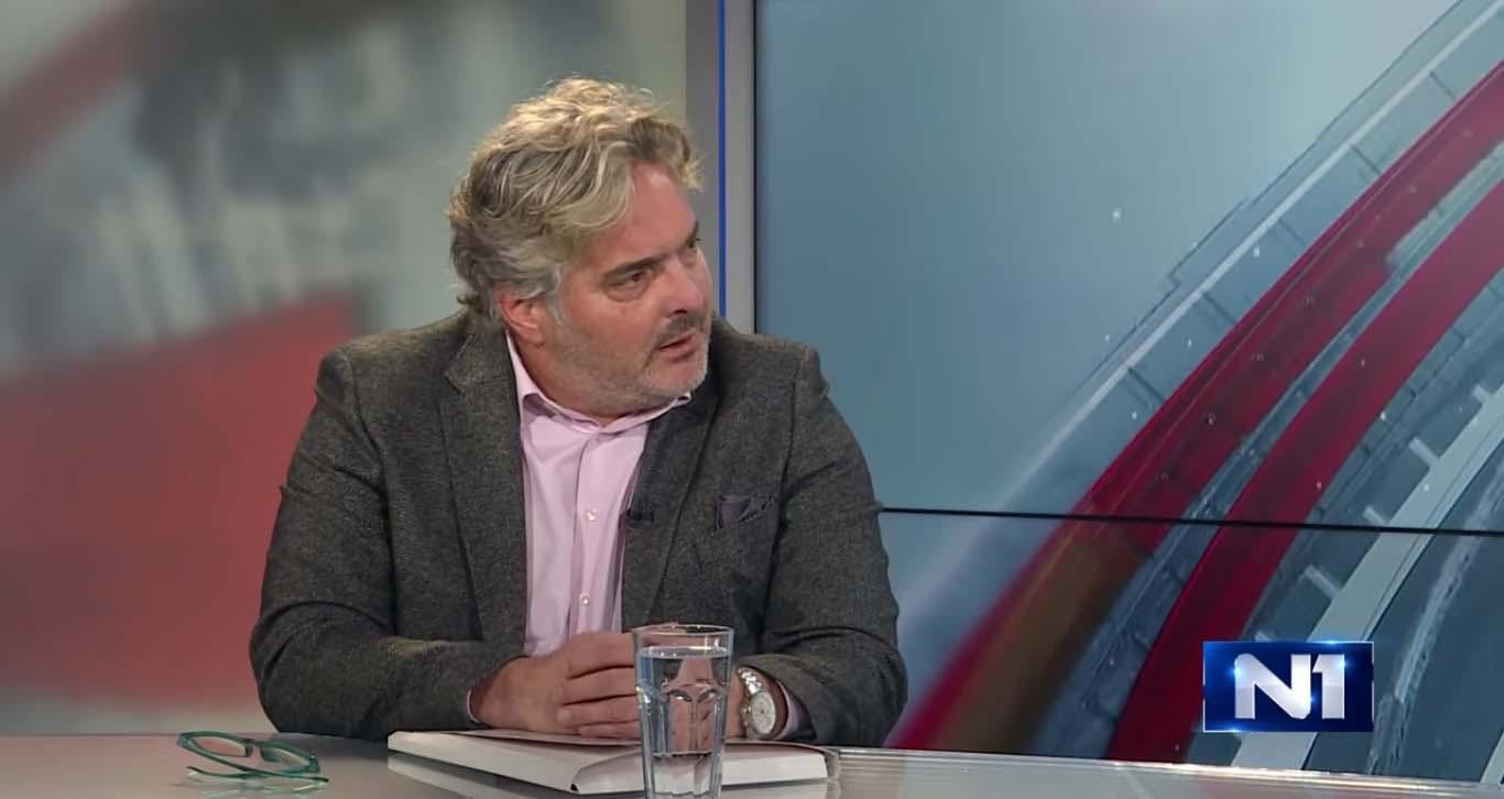 Гајић: Весић је нападом на владику Григорија показао да никада није био близак са достојанством и угледом