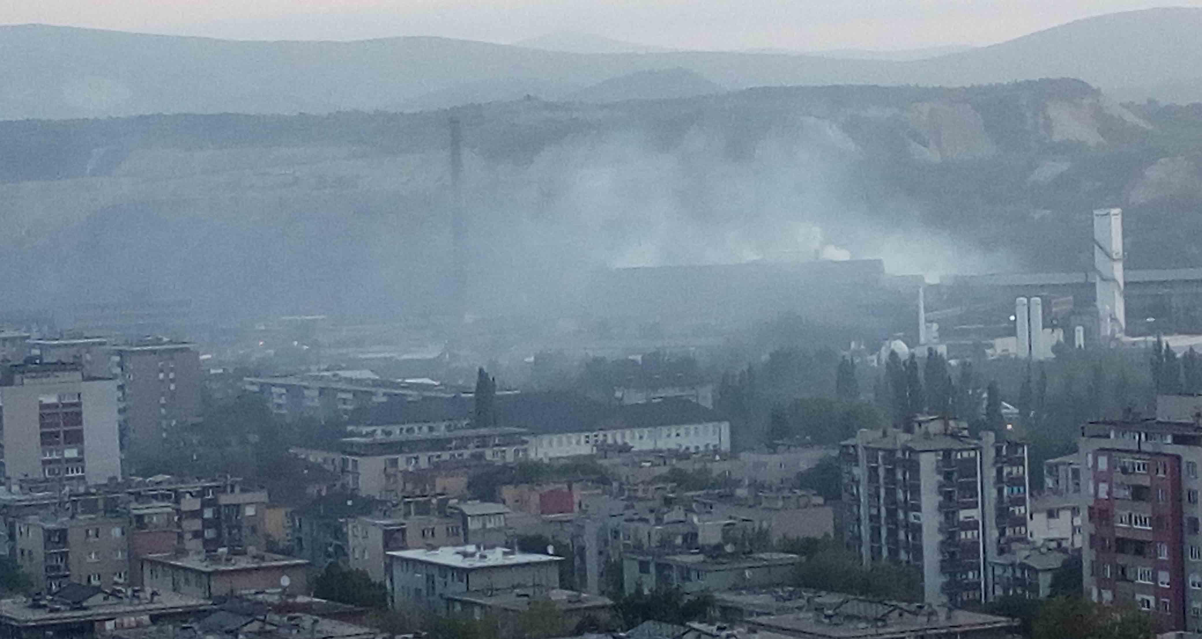 Народна странка Бор: Кривична пријава због загађења ваздуха сумпор-диоксидом, арсеном, оловом, никлом, кадмијумом…