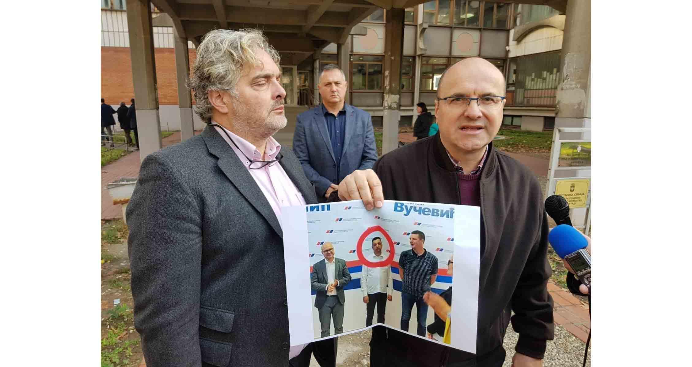 Новаковић: Андреју Вучићу ћу у судници доказати да су он и његов брат Александар највећи криминалци