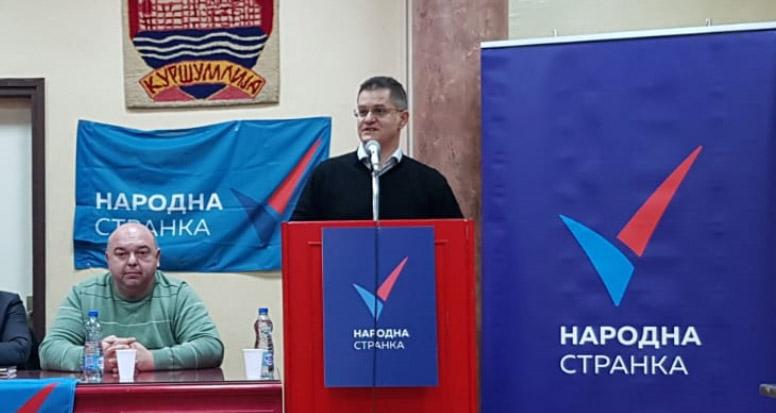 Јеремић: Вучић срамотно ћути о Црној Гори као што је Милошевић ћутао о Крајини
