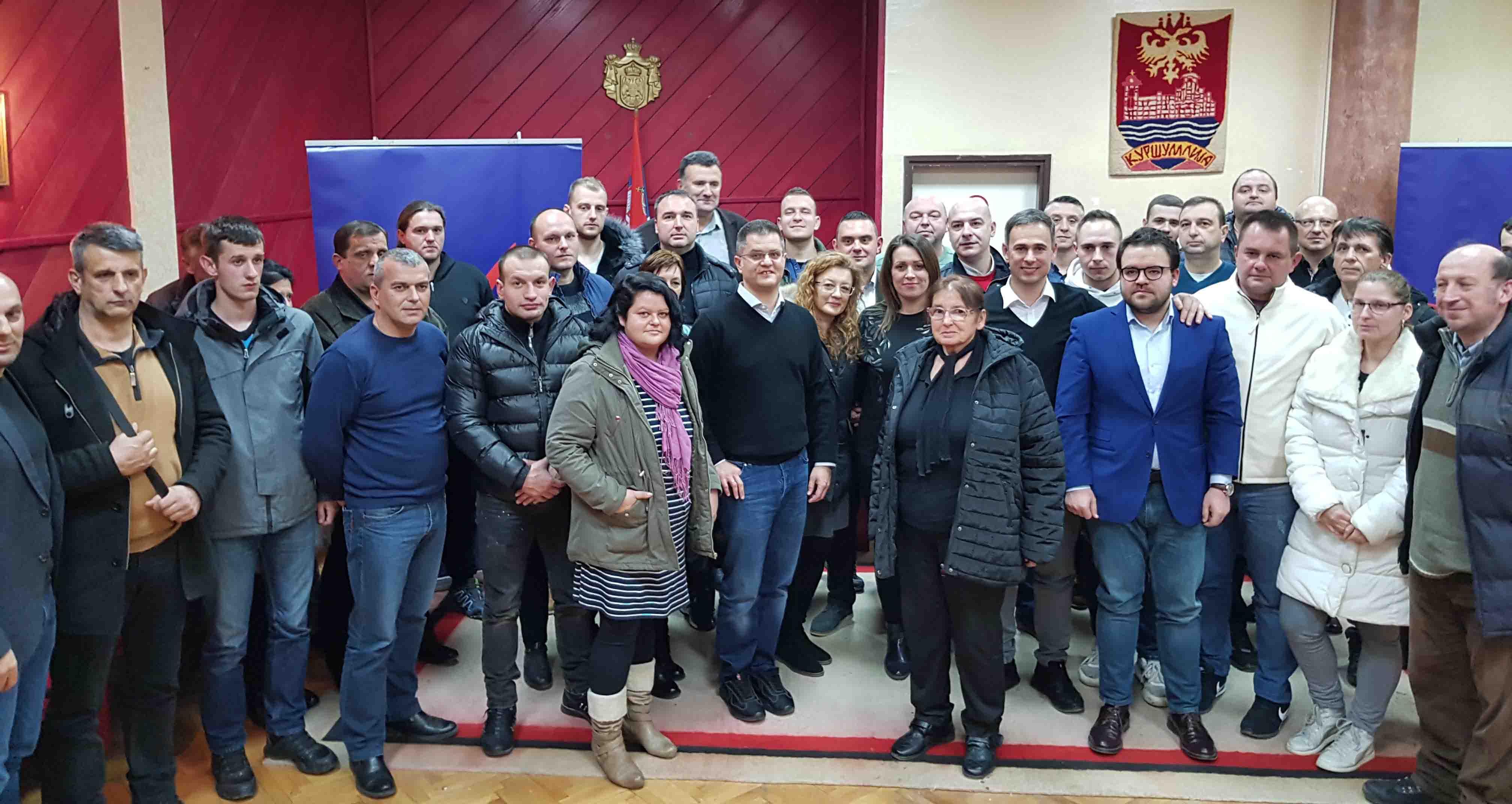 Куршумлија: Основан Општински одбор Народне странке
