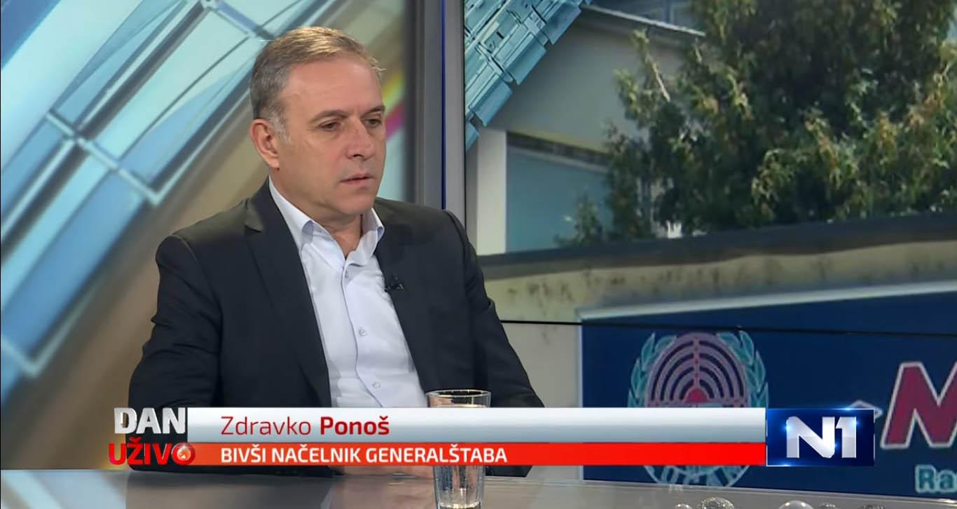 Понош: Србија би била безбеднија када Вулин и Стефановић не би долазили на посао